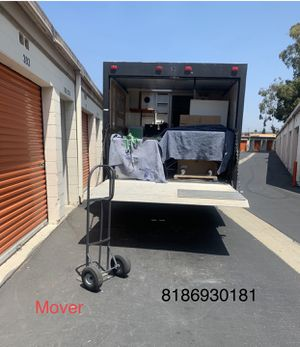 Mover Moving Delivery for Sale in Burbank, CA