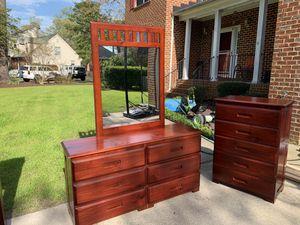 Full Size bedroom set for Sale in Suffolk, VA
