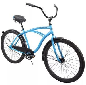 """Huffy 26"""" Cranbrook Men's Comfort Cruiser Bike, Matte Blue for Sale in The Colony, TX"""