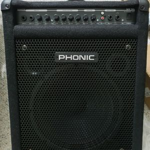 "Phonic MK50 Keyboard Amplifier 12"" Woofer, Tweeter And Equalizer for Sale in Frederick, MD"