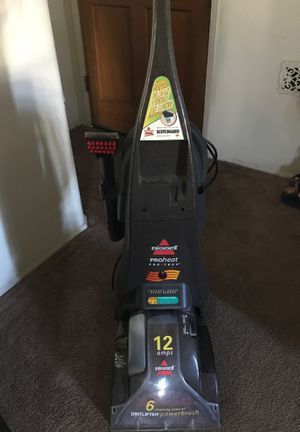 Bissell pro heat pro tech 12 amps steam cleaner for Sale in Los Angeles, CA