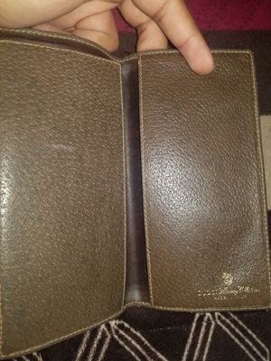 100% authentic Gucci checkbook for Sale in Lodi, CA
