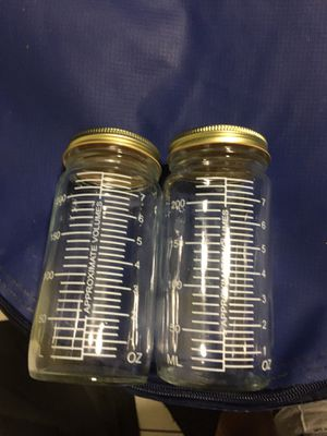 Measuring container mason jar hydroponic for Sale in Hialeah, FL