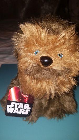 Chewbacca Star Wars mini plush doll for Sale in Industry, CA