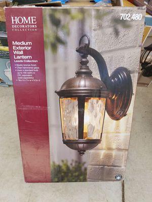 Wall lantern for Sale in Pico Rivera, CA