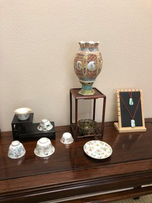 Chinese antique porcelain furniture. for Sale in Diamond Bar, CA