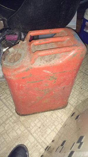 Vintage fuel portable tank for Sale in Baltimore, MD