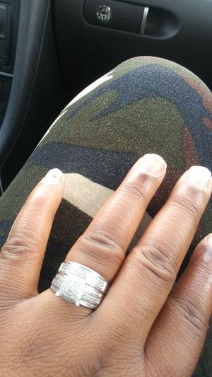 White gold wedding band for Sale in Richmond, VA