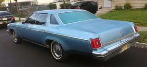 Classic 75' Oldsmobile Delta 88 for Sale
