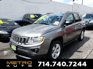2012 Jeep Compass for Sale in La Habra, CA