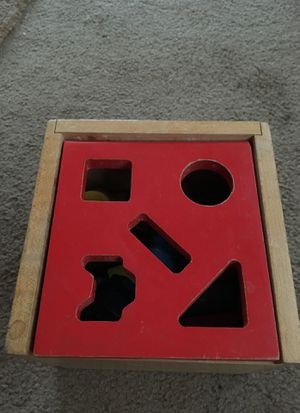 Wooden Play toy for kids. for Sale in Dinuba, CA
