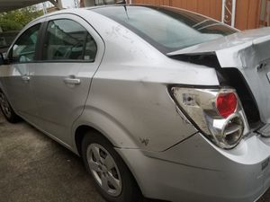2002 kia spectra and 2013 chevy sonic for Sale in Gresham, OR