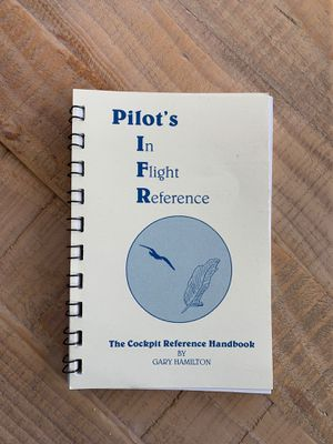Pilot In flight reference handbook for Sale in Grand Prairie, TX