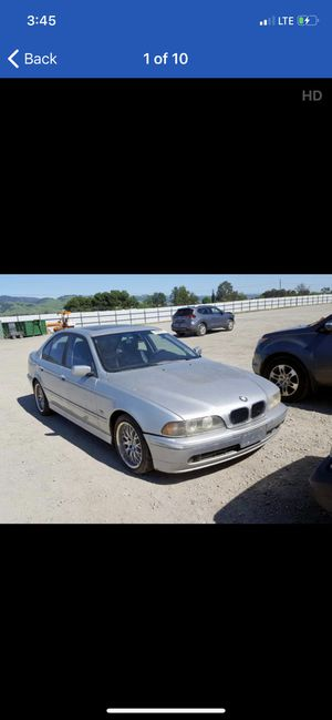 2001 BMW 530I PARTING OUT!!! for Sale in Rancho Cordova, CA
