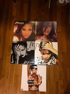 Rihanna vinyl albums for Sale in River Edge, NJ