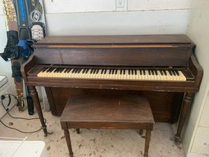 FREE PIANO PK UP THIS WEEK for Sale in Cocoa, FL