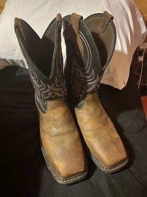 "Men's Justin Original 11"" Steel Toe Boots for Sale in Downey, CA"