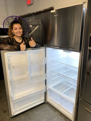 Brand new whirlpool stainless refrigerator for Sale in Orlando, FL