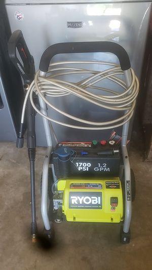 RYOBI Pressure Washer for Sale in Oklahoma City, OK