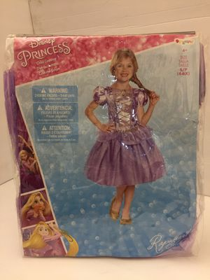 Rapunzel Classic child Costume for Sale in San Diego, CA