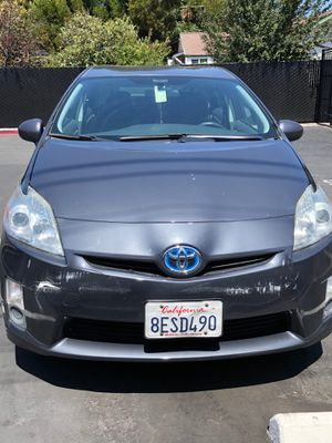 Toyota Prius 2012 100,000 miles Clean title, for Sale in San Francisco, CA