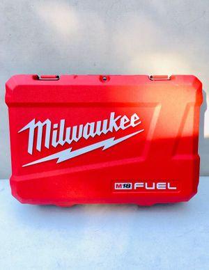 New Milwaukee M18 Hard Case / Box / Storage for Sale in Modesto, CA