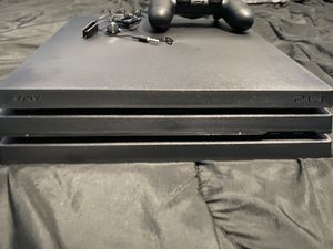 PS4 pro for Sale in San Antonio, TX