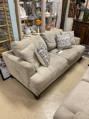 Microfiber Couch for Sale in Fort Myers, FL