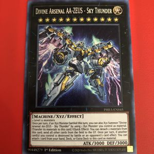 Divine Arsenal AA-Zeus for Sale in Nuevo, CA