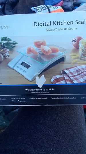 Kitchen scale for Sale in Huntington Beach, CA