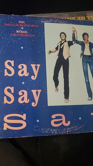 Say Say Say Vinyl for Sale in Mesa, AZ