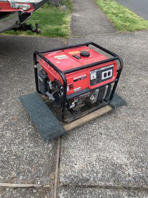 Honda generator 1800 for Sale in Sandy, OR