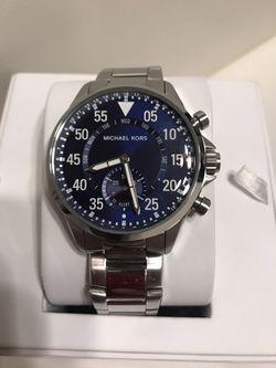Original Michael Kors Access Gage Hybrid Smartwatch Men's Watch MKT4000 for Sale in Mansfield,  TX