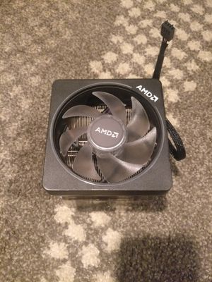 AMD Wraith Prism - CPU Fan for Sale in Chicago, IL