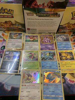 Pokemon Cards for Sale in Carson, CA