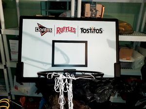 Doritos backboard and hoop for Sale in Pittsburgh, PA