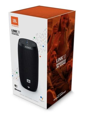JBL LINK 10 Google voice activated for Sale in Norfolk, VA