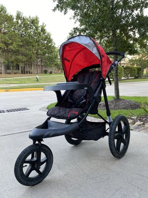 JEEP Jogger stroller, red for Sale in Tomball, TX
