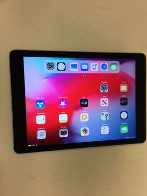 Apple ipad air 1 64gb black wifi with charger for Sale in Houston, TX
