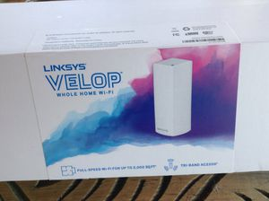 New linksys router for Sale in Litchfield Park, AZ