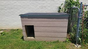 Heated insulated dog house for Sale in Erdenheim, PA
