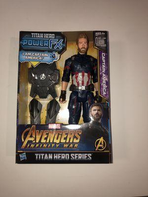 Avengers Infinity War Captain America for Sale in Las Vegas, NV