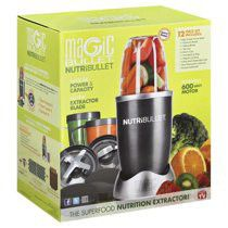 Magic Bullet NutriBullet Nutrition Extraction 8-Piece Mixer/Blender, As Seen on TV for Sale in Pleasant Hill, CA