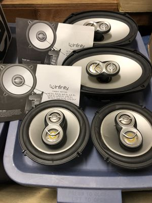 Car Audio Speakers for Sale in Woodbridge, VA
