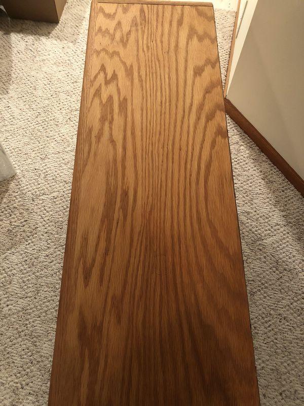 Solid Wood Bookshelf