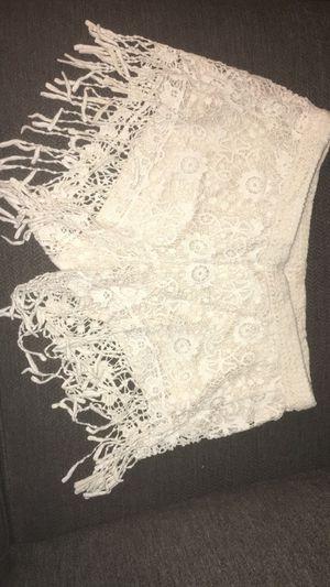 Size M fringe shorts for Sale in Omaha, NE