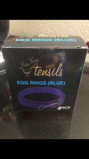 2 Egg rings brand new for Sale in El Cajon, CA