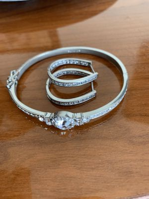 Givenchy bracelet and included matching earrings for Sale in Mission Viejo, CA