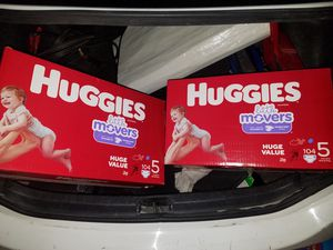 Huggies Diapers for Sale in Glendale, AZ