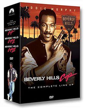 Beverly Hills cop dvd box set 1-3 for Sale in Rancho Cordova, CA